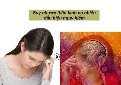 Suy nhược thần kinh uống thuốc gì