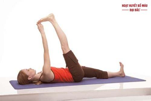 Tập yoga cho người huyết áp cao