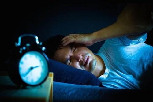 Bệnh khó ngủ về đêm là bệnh gì