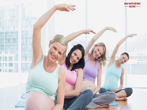 Cách giảm căng thẳng mệt mỏi khi mang thai