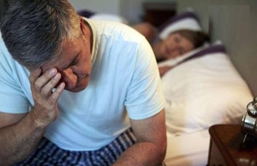 Khó ngủ ngủ không sâu giấc là bệnh gì