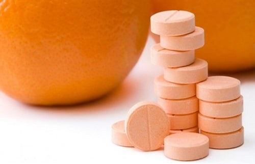 Nên uống vitamin c lúc nào trong ngày