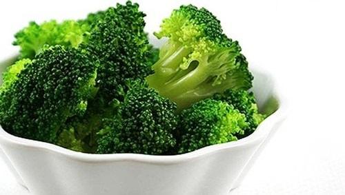 Ăn bông cải xanh có tác dụng gì
