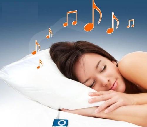 Cách ngủ ngon giấc bằng nghe nhạc