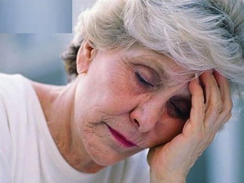 Những bệnh thường gặp ở người cao tuổi