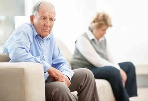 Những căn bệnh người già thường mắc phải