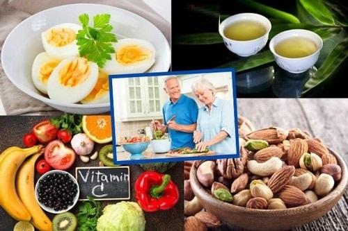 Những thực phẩm tốt cho não bộ trí nhớ