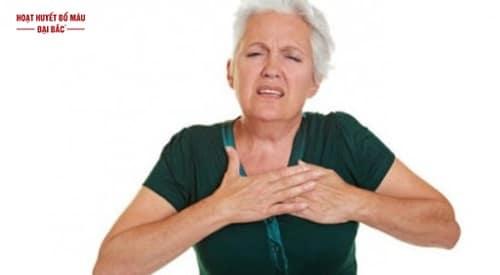 Bênh hay gặp ở phụ nữ tuổi trung niên