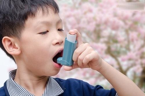 Bệnh hen suyễn nguyên nhân