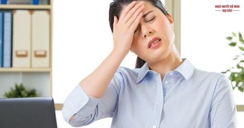 Bệnh thường gặp ở phụ nữ tuổi trung niên