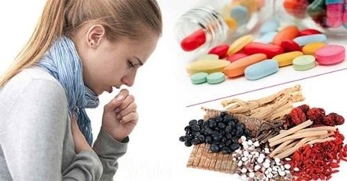 Bị hen suyễn nên uống thuốc gì