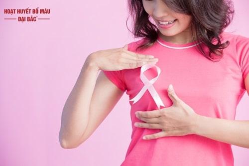 Cách chữa bệnh ung thư vú dân gian
