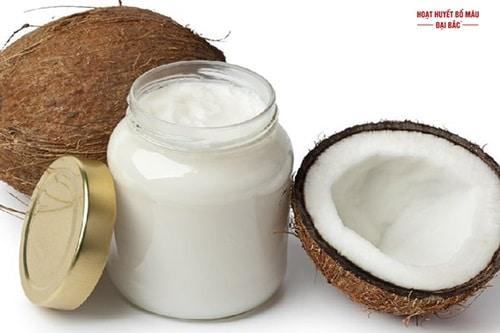 Tác dụng của dầu dừa truyền thống