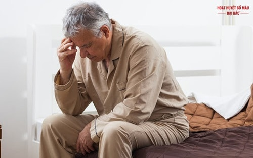 Chăm sóc sức khỏe người già