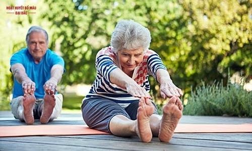 Chăm sóc sức khỏe tuổi 50