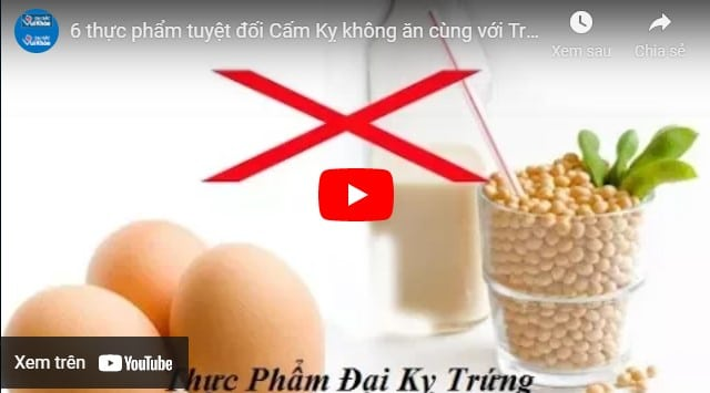 Video ăn trứng vịt lộn cần lưu ý những gì