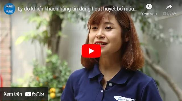video phan hồi của khách hàng về hoạt huyết bổ máu đại bắc phan hoi của khach hang ve hoat huyet dai bac