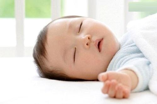 thời gian ngủ của trẻ